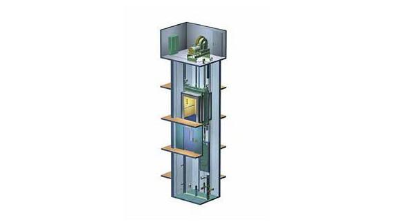 Makina Daireleri Asansör Sistemleri